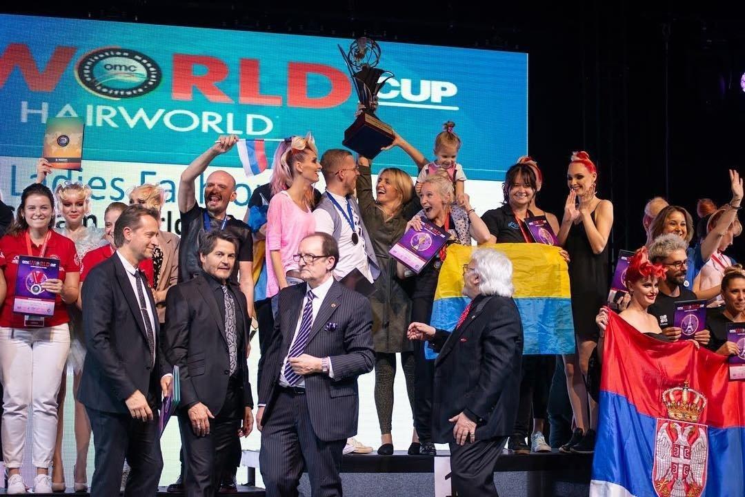Украина на Чемпионате мира OMC Hairword