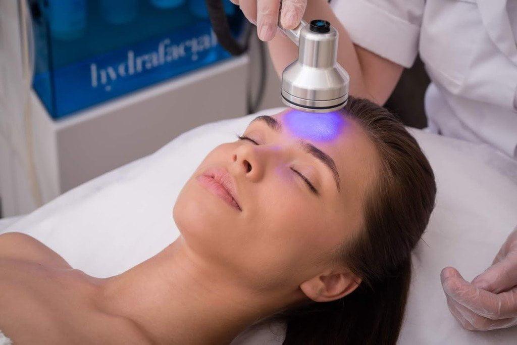 Процедура омоложения Spectra XT Revital Treatment