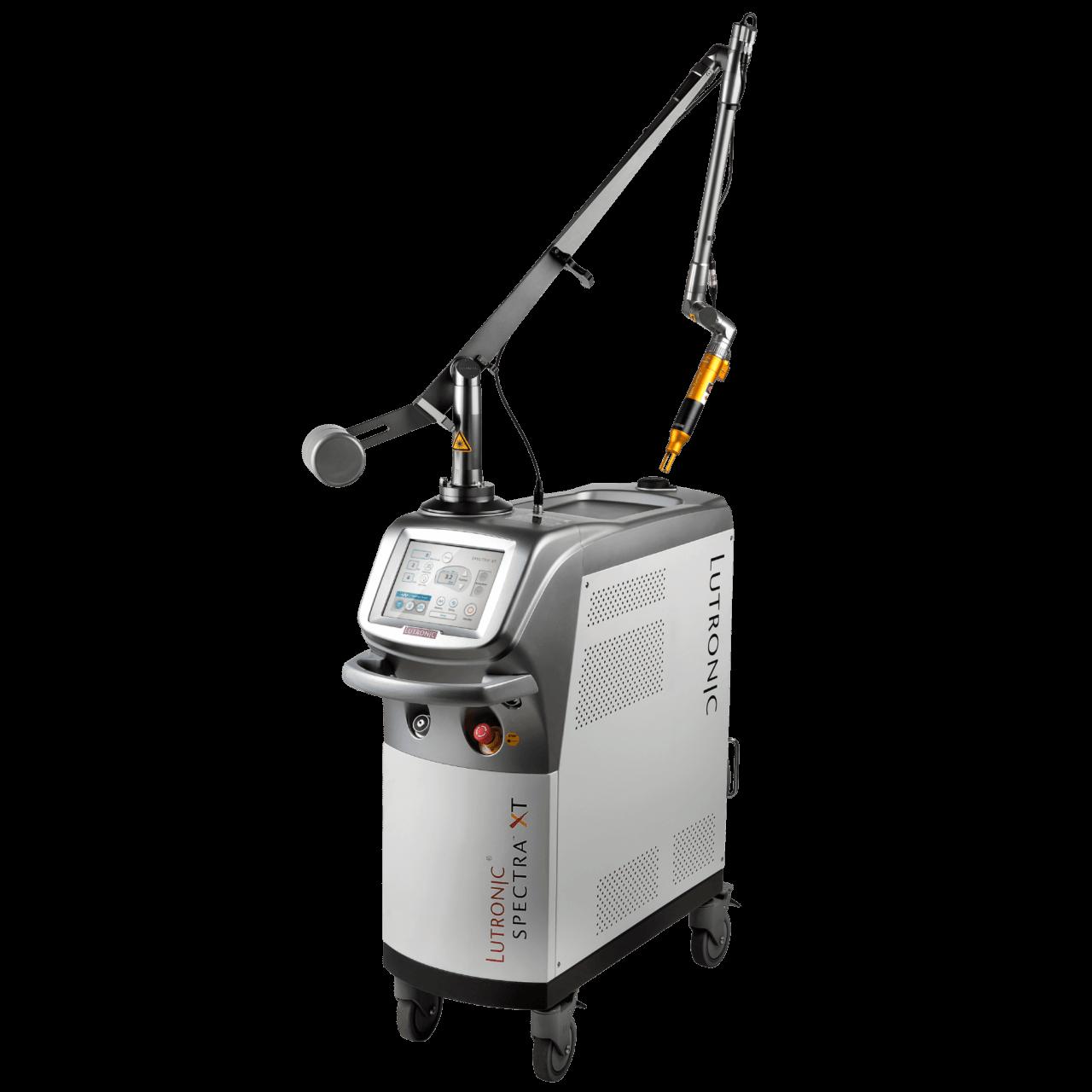 Лазер SPECTRA XT: лечение гиперпигментации (мелазмы)