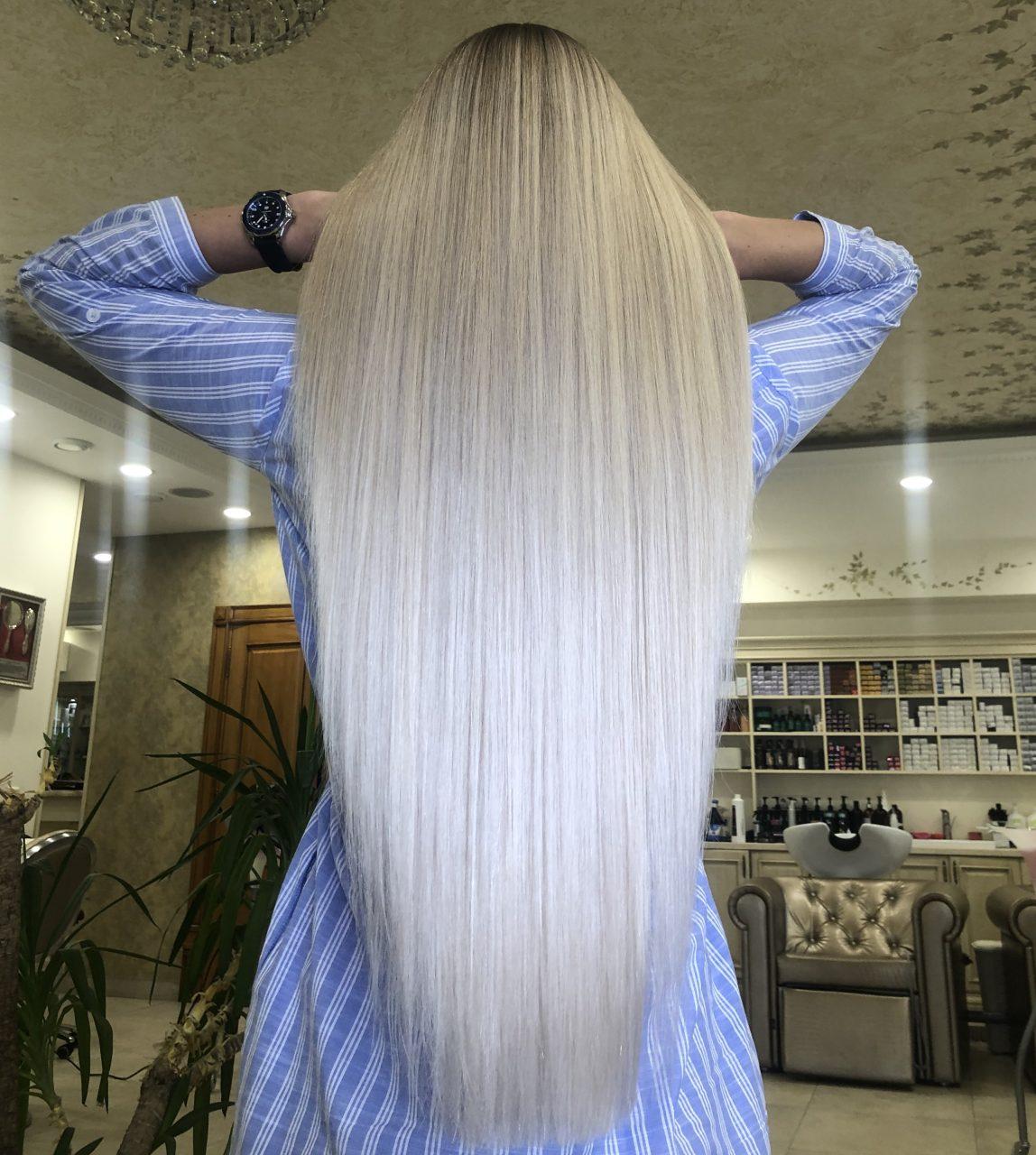 Бразильское восстановление и осветление волос TRUSS