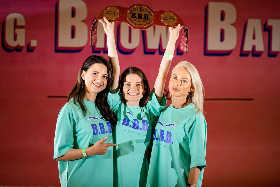 Big Brow Battle — самое веселое шоу о бровях!